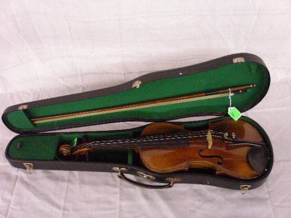 3006: Stainer violin