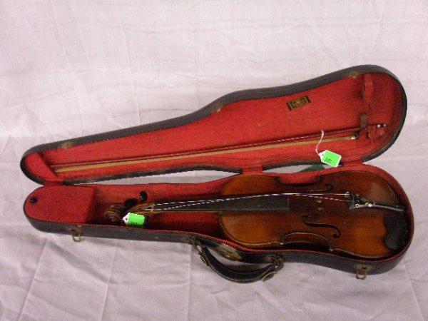 3007: Copy of Antonius Stradivarius violin