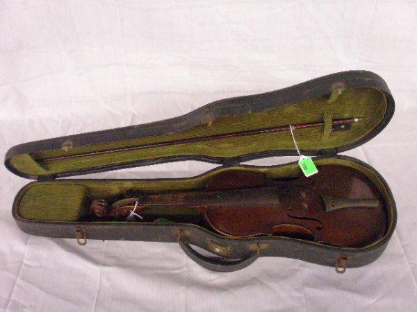 3008: Three Star Brand violin