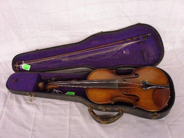 3011: Copy of Joannes Baptista Guadaguin violin