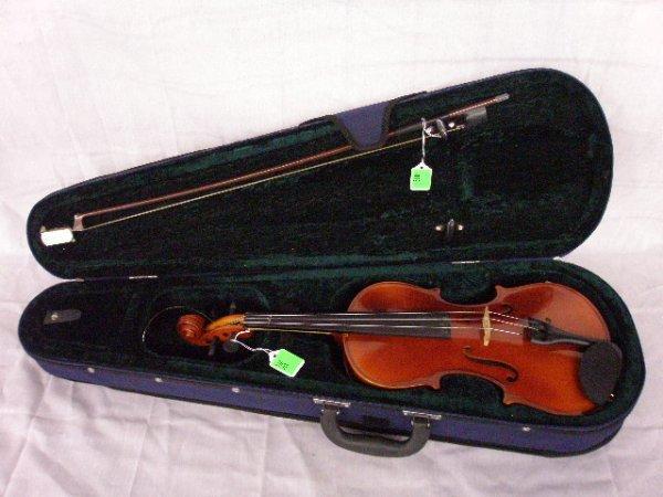 3012: Contemporary violin