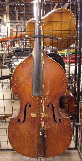 3022: Josef Klotz bass Fiddle