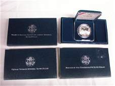 2014 1994 US Mint Commemorative silver dollars
