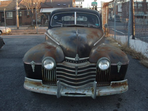 1001: 1941 Oldmobile Coupe