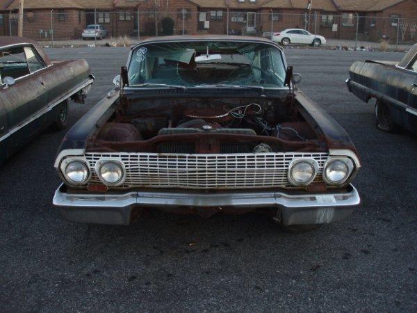 1011: 1963 Chevrolet Impala SS coupe