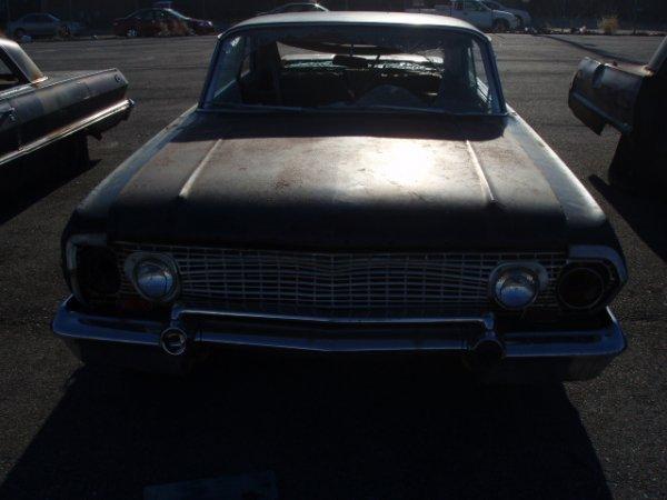 1012: 1963 Chevrolet Impala coupe