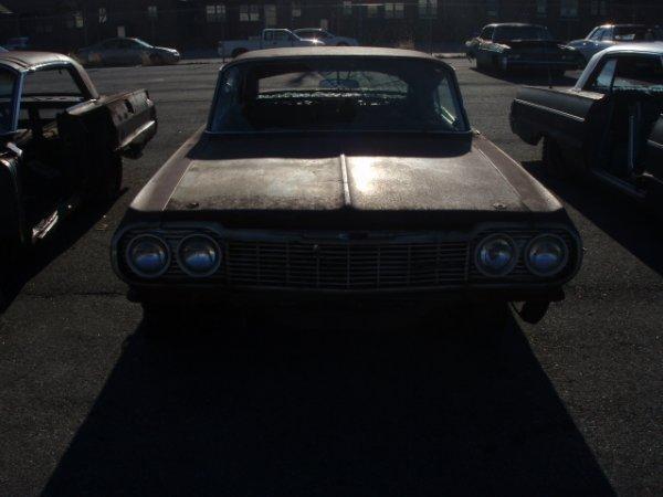 1014: 1964 Chevrolet Impala coupe