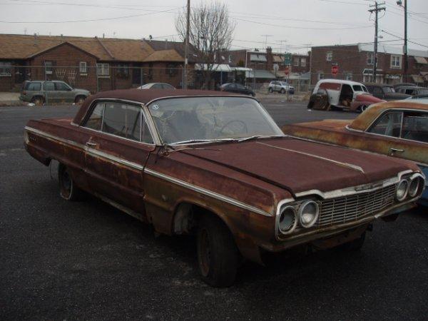 1016: 1964 Chevrolet Impala SS coupe