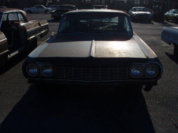 1017: 1964 Chevrolet Impala Coupe