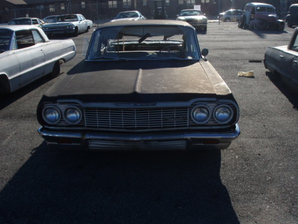 1019: 1964 Chevrolet Bel-Air sedan