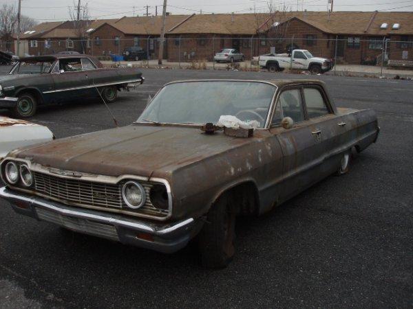 1020: 1964 Chevrolet Bel-Air sedan