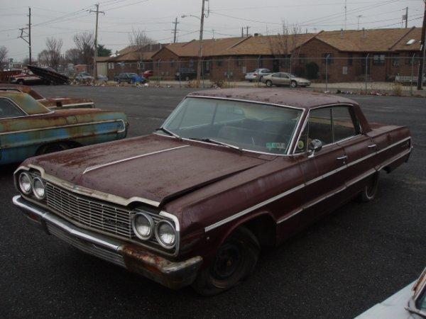 1021: 1964 Chevrolet Impala Sedan