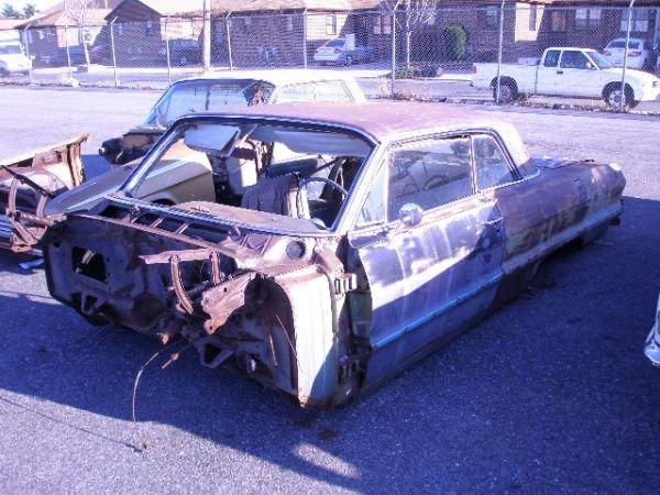 1007A: 1963 Chevrolet Impala Coupe