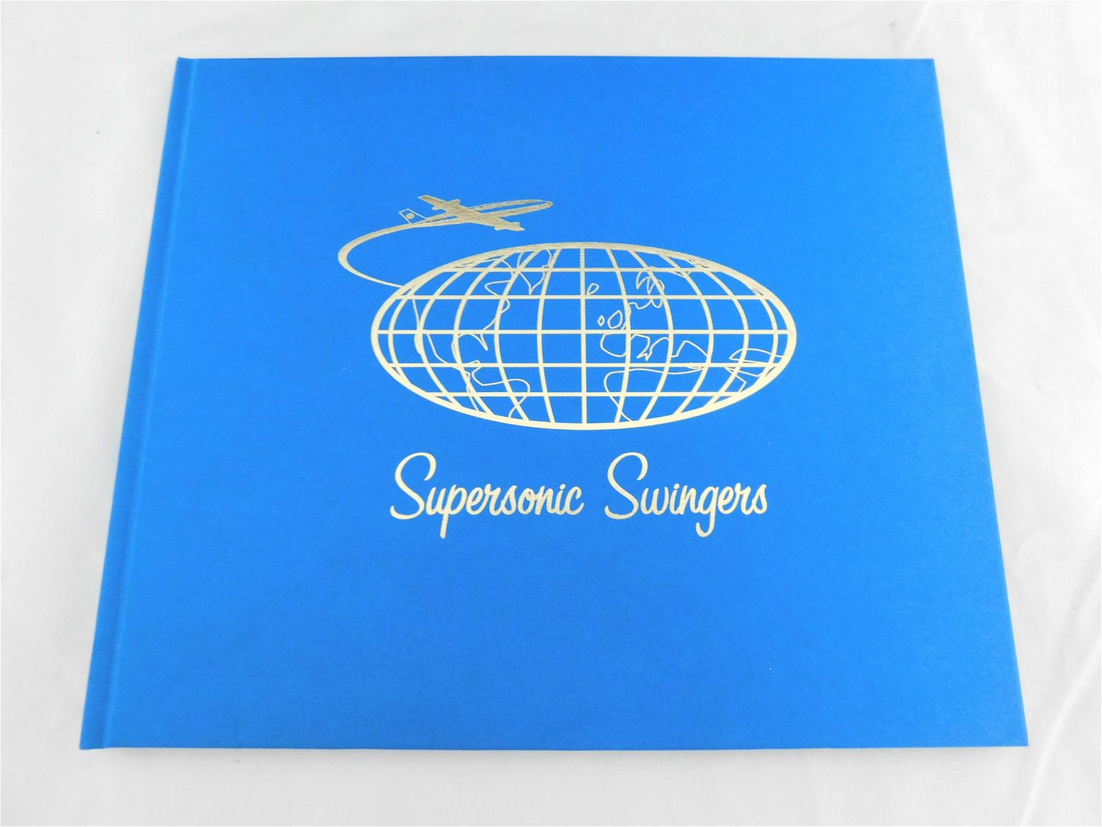 Supersonic Swingers New Works by Shag Ltd Ed