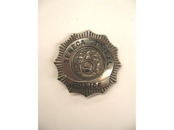 1023: Seneca Tribal Police badge