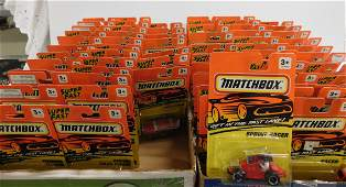 86 Matchbox Superfast Die Cast Cars