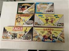 6 Corgi Comic Classics Set