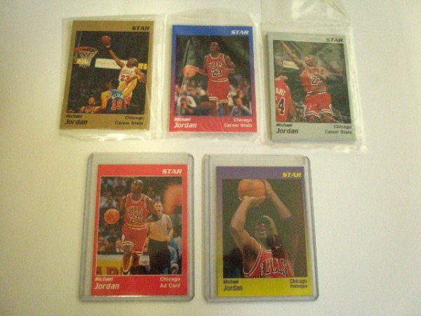2005: Star Co. promotional sets, prototype & ad cards