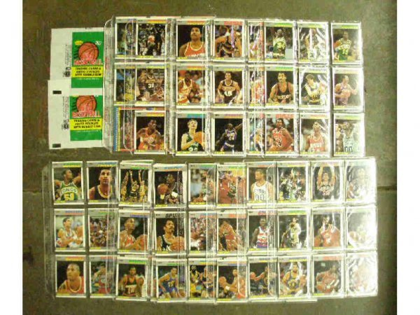 2015: 1987-88 Fleer Basketball card set