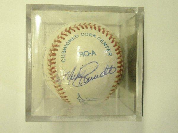 2024: 500 Home Run Club signed baseball