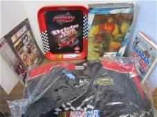Assorted NASCAR collectibles