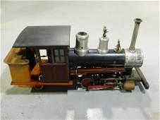 "Project Live Steam Locomotive ""Chloe"""