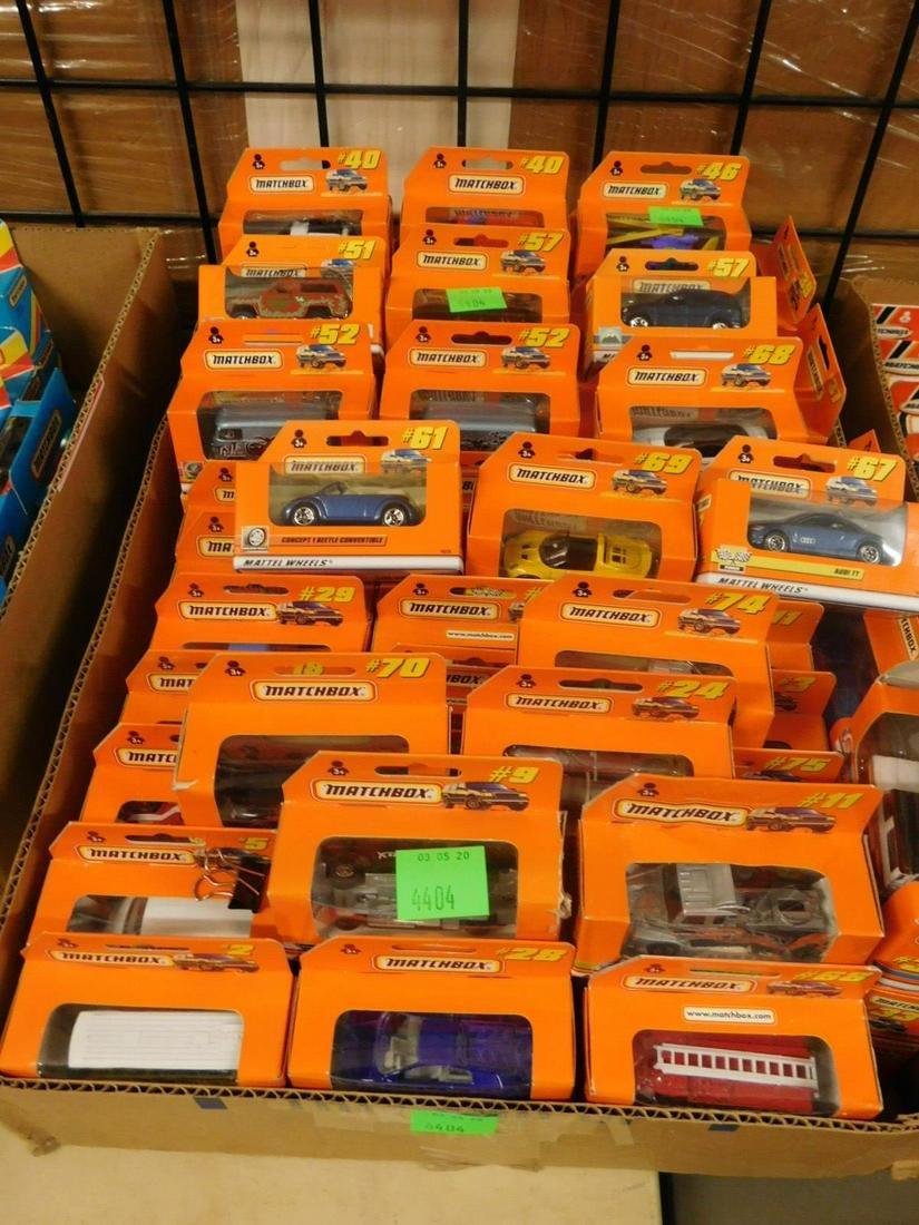 100+ Matchbox Die Cast Vehicles