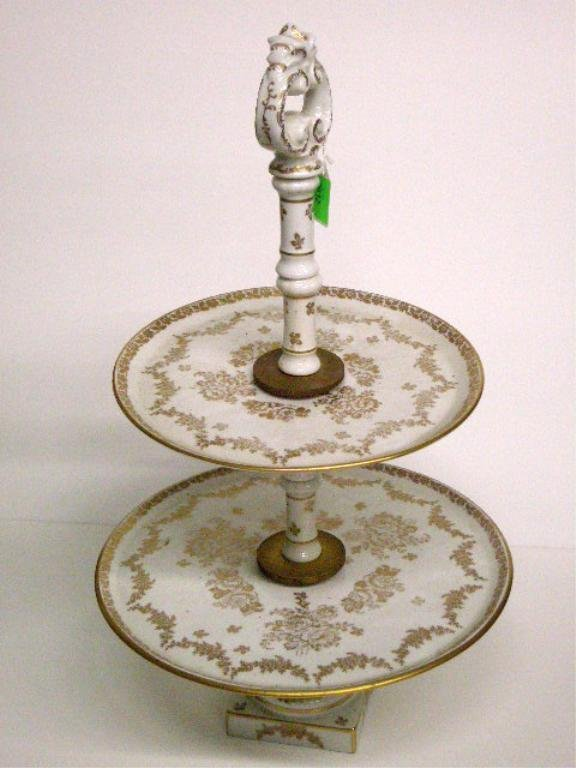 2012: Limoges Two Tiered Tidbit Server