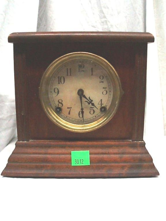 3012: Sessions Mantel Clock
