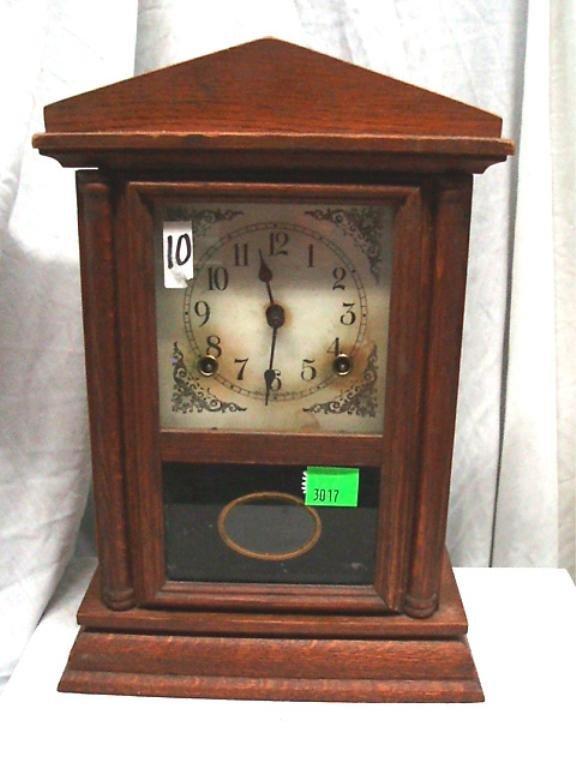 3017: American Shelf Clock
