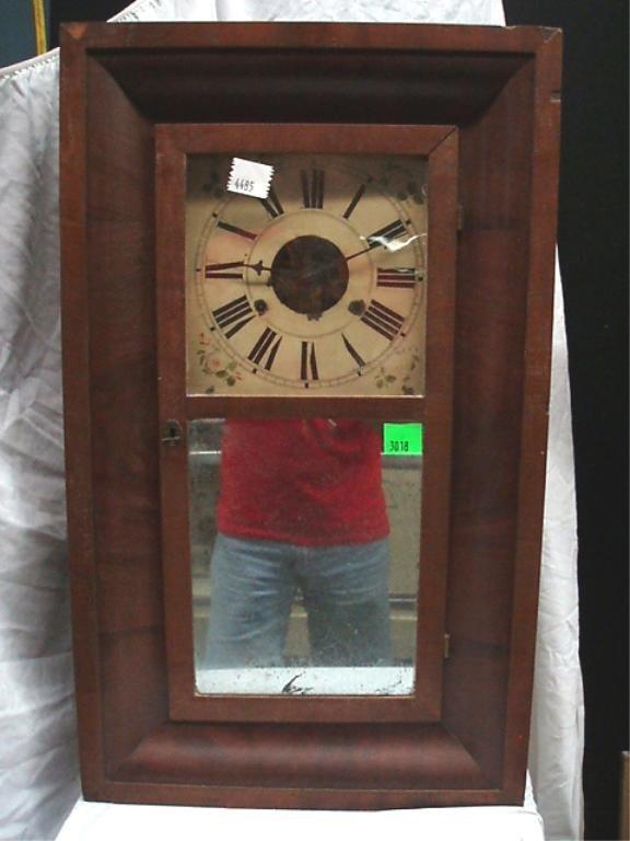 3018: Jeromes, Gilbert, Grant & Co Shelf Clock