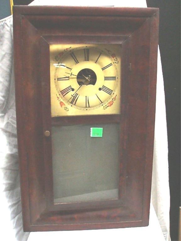 3019: Ogee Shelf Clock