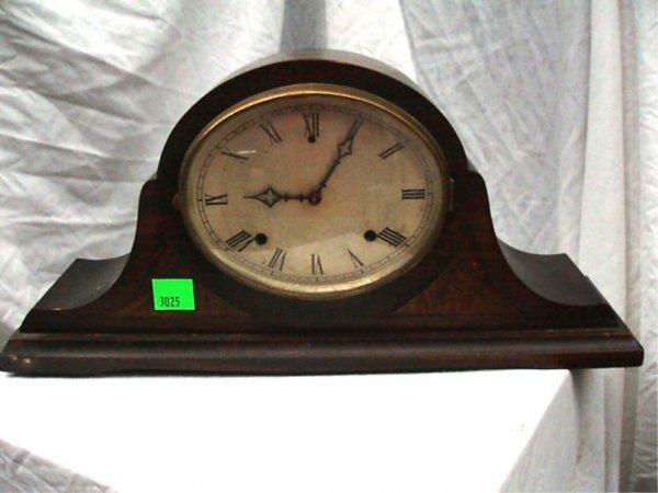 3025: Gilbert Tambour Clock