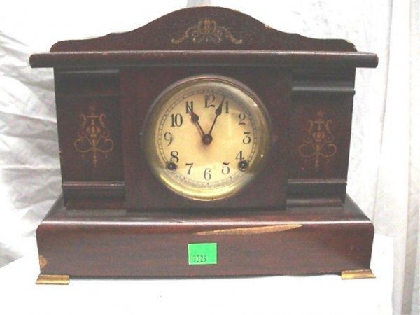 3029: Sessions Clock Co, Shelf Clock