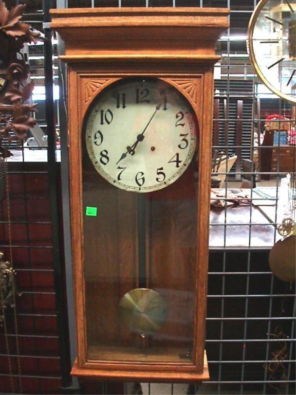 3061: Store Regulator Clock