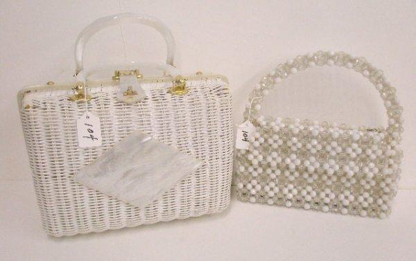 1104: Two handbags