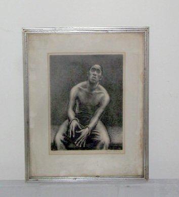 "2304: Julius Bloch, ""Prisoner"""