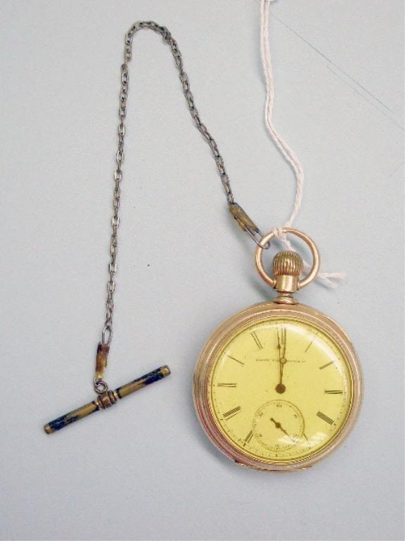 4147: Elgin Natl. Watch Co. Pocket Watch