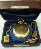 4173 Waltham Pocket Watch