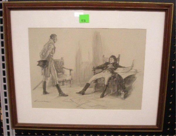 1016: Frederick Gruger Illustration Art