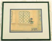 1950s Original Production Cel Jimmy Cricket