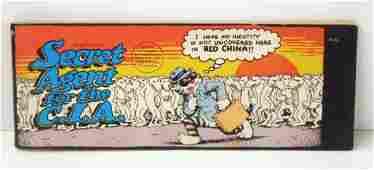 2018 Robert Crumb Fritz The Cat Comic Book
