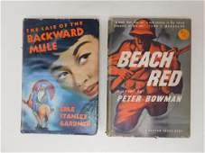 Two Pulp Fiction Novels