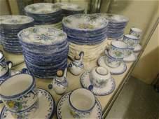 Ceramiche Casola Dinner Service for 12