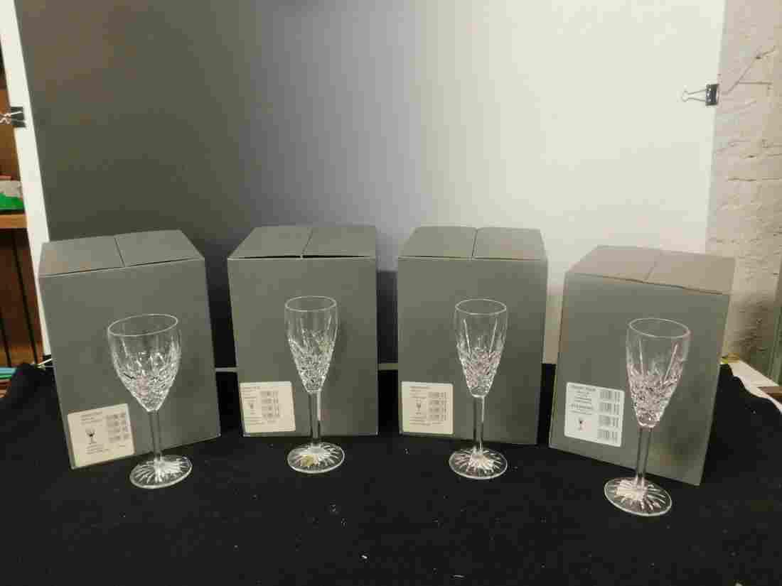 16 Waterford Araglin Goblets