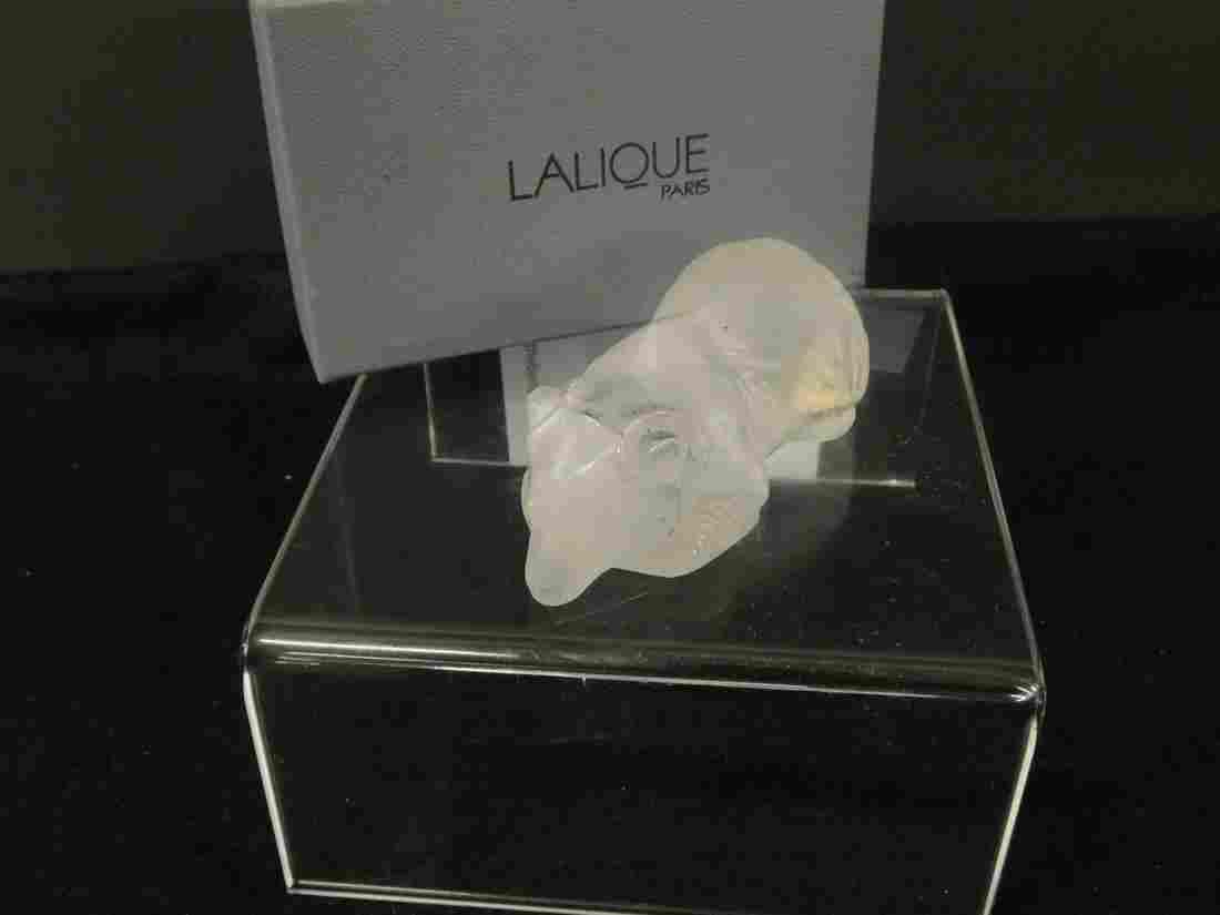 Lalique Ourson Ouki (Bear)