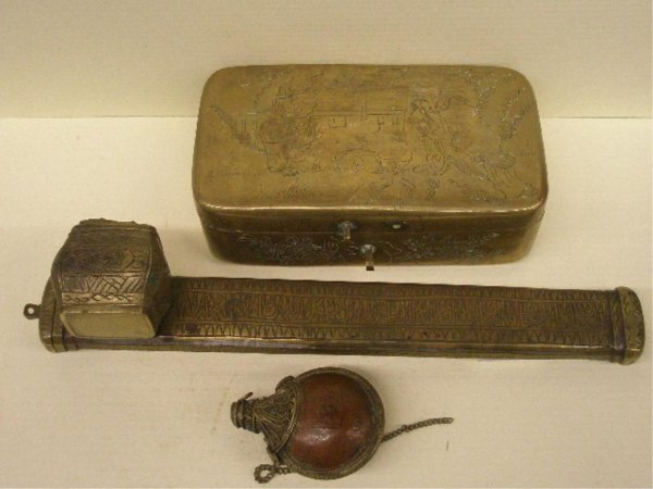 2002: Oriental Brass Lot