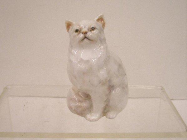 1475: Royal Doulton Persian Cat Figure