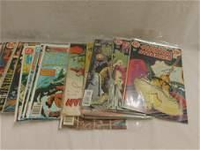 Assorted DC Bronze Age Comic Books