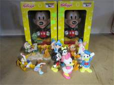 Lot of Disney Collectible Items